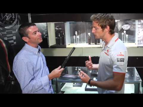 Interview with Jenson Button