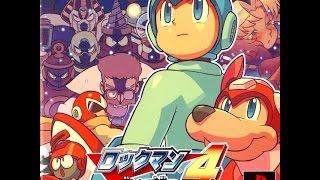 Mega Man 4 Arranged Soundtrack