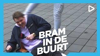 Klappen krijgen in Rotterdam - Bram In De Buurt | SLAM!