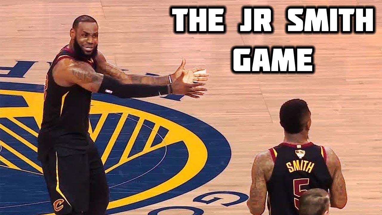 the-jr-smith-game-ᴴᴰ-nba-finals-2018