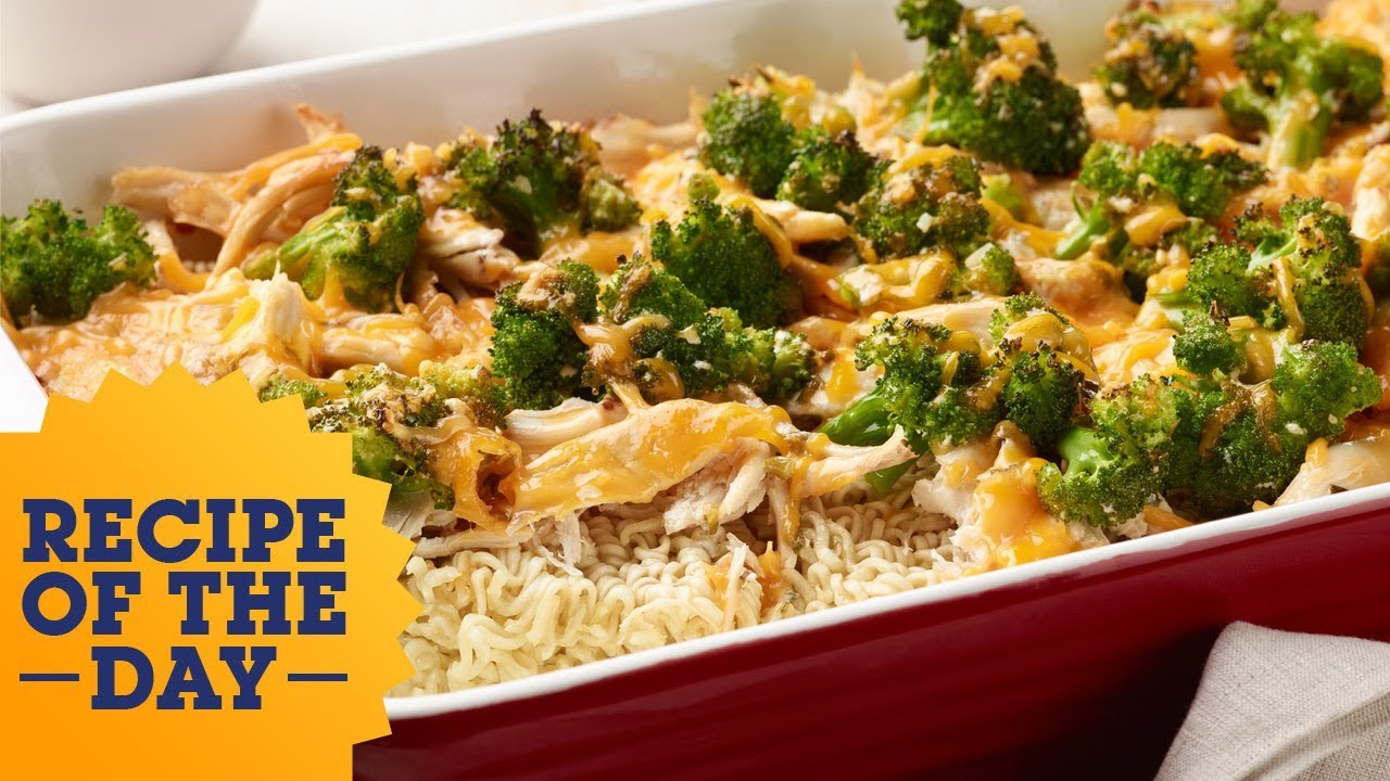Recipe of the day chicken ramen noodle casserole food network recipe of the day chicken ramen noodle casserole food network forumfinder Choice Image