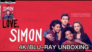 Love, Simon (4K/Blu-Ray Unboxing)