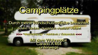 """""""Waldcamping Feldkirch"""" in Feldkirch / Vorarlberg / Österreich /Austria / Autriche"""