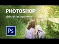 Photoshop - Jak nałożyć na obiekt szklany blask ?