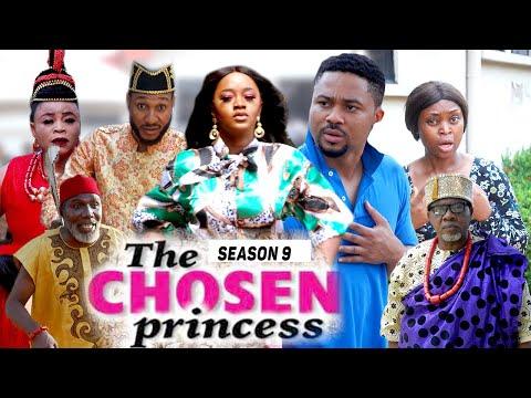 THE CHOSEN PRINCESS (SEASON 9) {TRENDING NEW MOVIE} - 2021 LATEST NIGERIAN NOLLYWOOD MOVIES