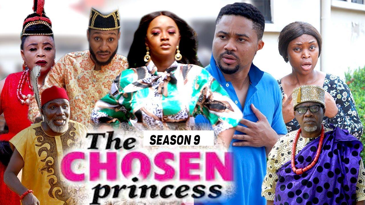 Download THE CHOSEN PRINCESS (SEASON 9) {TRENDING NEW MOVIE} - 2021 LATEST NIGERIAN NOLLYWOOD MOVIES