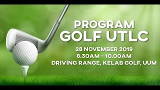 Golf Lesson @ UUM Sintok