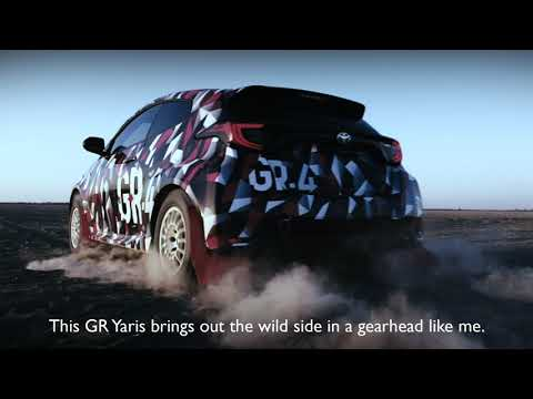 Toyota GR Yaris - Strap In For Launch