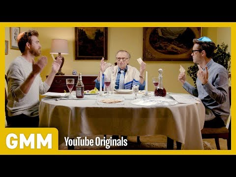 How To Passover Seder Ft. Larry King
