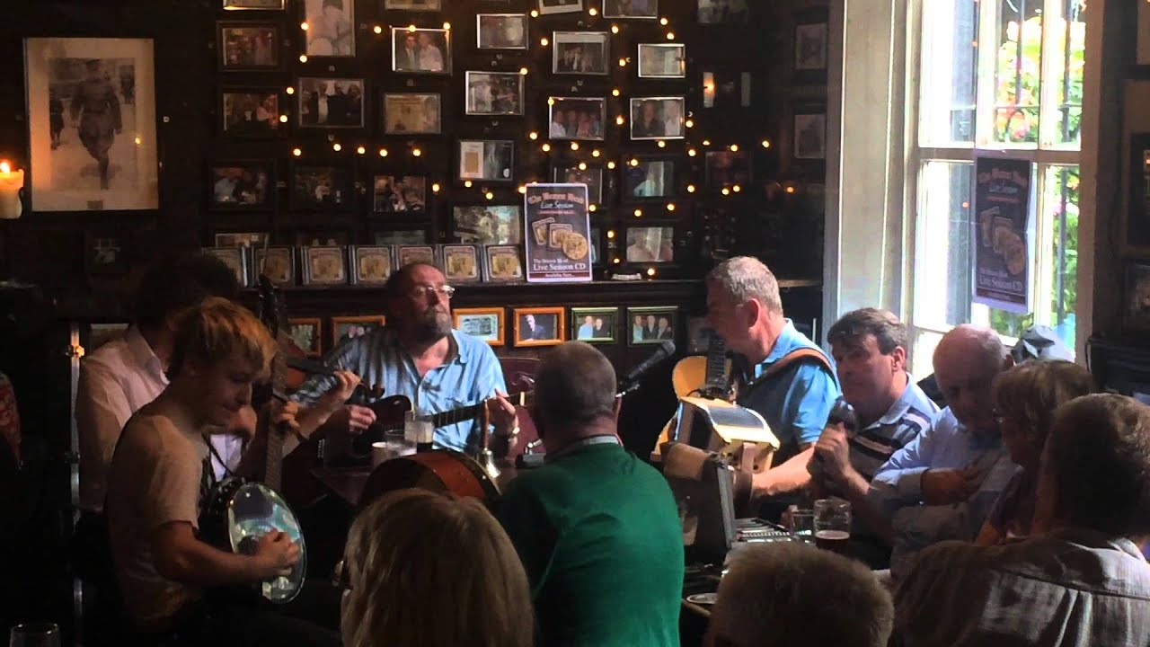 Live Music In The Brazen Head Dublin Youtube
