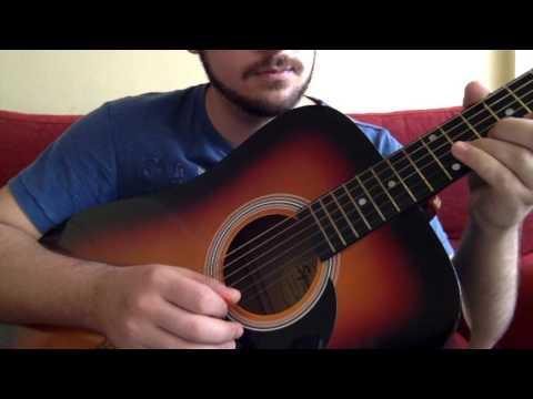Portal Radio Song Guitar Cover
