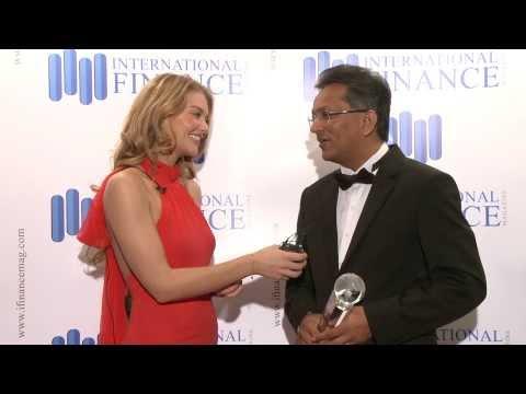 Bramer Bank - Mauritius at International Finance Magazine - Awards Ceremony Dubai, 2013