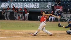 David Avitia, Alhambra AZ High School C (Area Code Games)