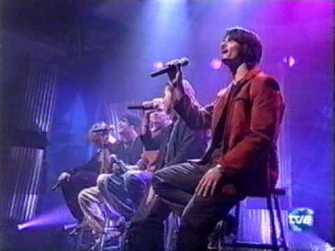 Backstreet Boys- Shape of my heart