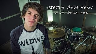 Nikita Churakov - The Word Alive - Play The Victim Drum Cover