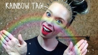 RAINBOW TAG!