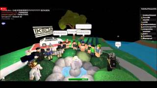ROBLOX Coldplay765's Memorial Service Part 6