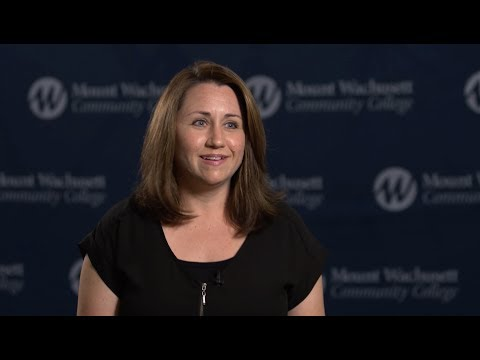 Jennifer's Story | Going Back to College as an Adult at Mount Wachusett Community College