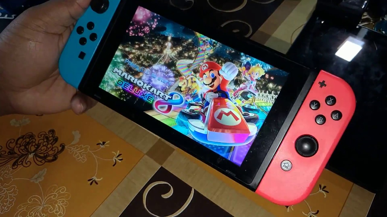 Top 10 Multiplayer Splitscreen Games For Nintendo Switch