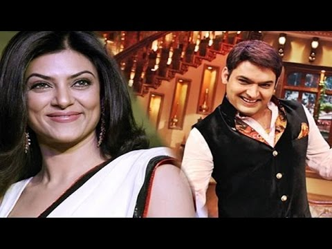 I'm A Big Fan Of Kapil Sharma  Sushmita Sen
