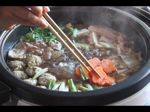 Chanko Nabe Recipe - Japanese Cooking 101