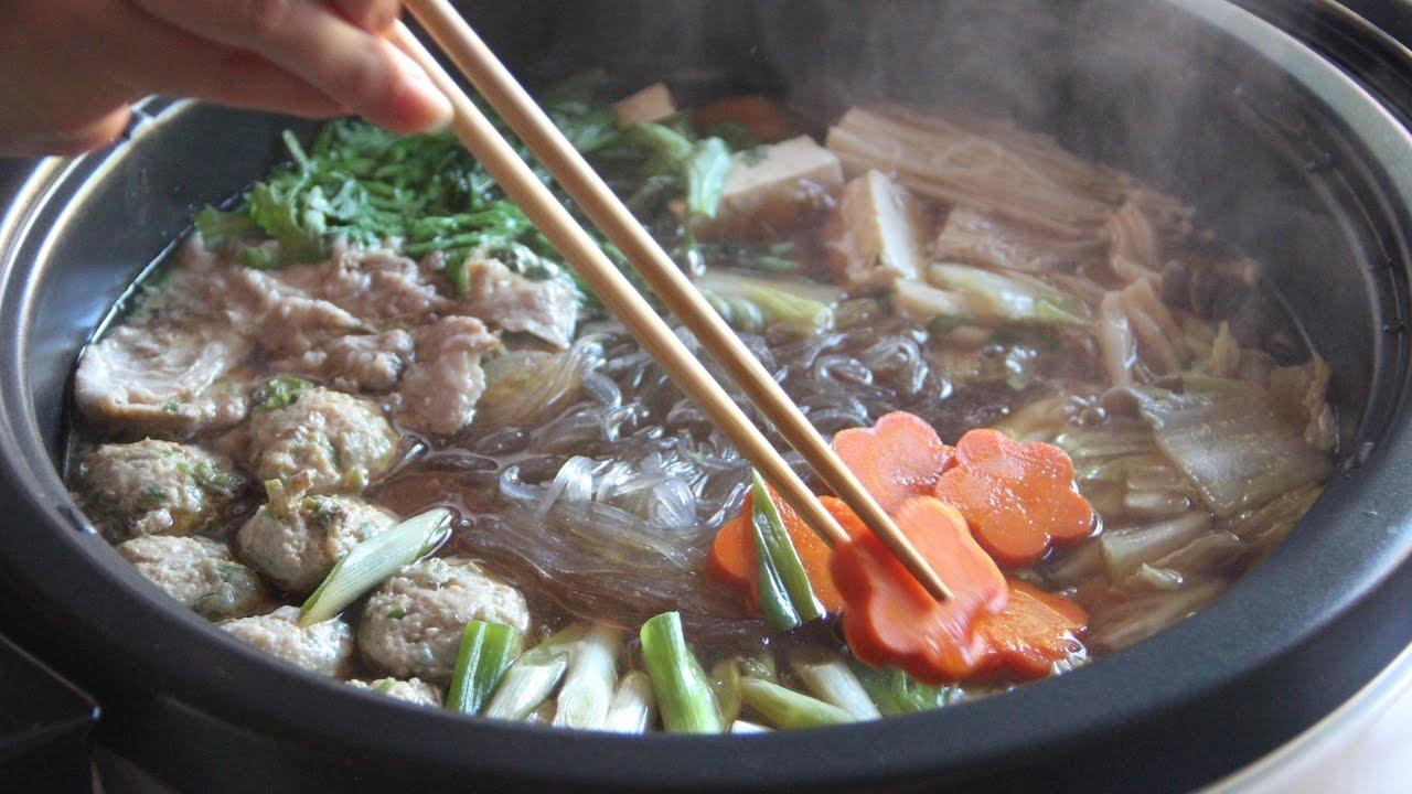 Chanko nabe recipe japanese cooking 101 youtube youtube premium forumfinder Choice Image
