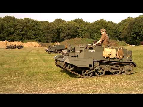 Military Odyssey 2019 - WW2 Western Front Battle Re-enactment And Salute