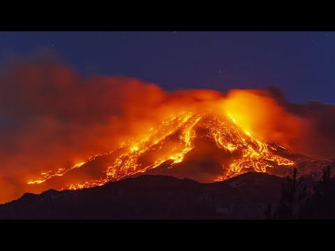 Etna - najvisi vulkan u Evropi
