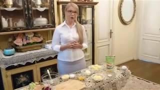Смотреть до конца!!! Тимошенко раскрыла фамильный СЕКРЕТ изготовления сырников!