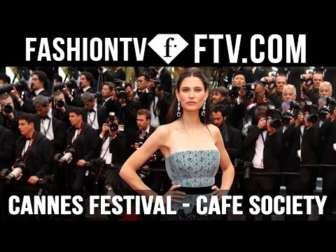 """Cannes Festival Day 1 Part 2 - """"Cafe Society"""" Red Carpet ft. Lily Donaldson 
