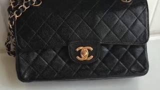 Chanel Handbag Restoration