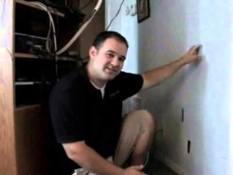 How To Install Surround Sound Wires: Part 4 Saving Time In The Attic