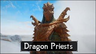 Skyrim: Top 5 Dragon Priests and Their Terrifying Stories in The Elder Scrolls 5: Skyrim