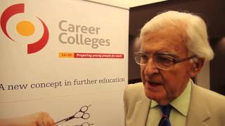 Lord Baker at the Career Colleges Annual Conference - Tuesday 7th July 2015