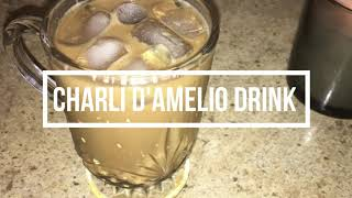 Charli D&#39Amelio Drink at home  Homemade