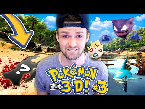 Pokemon 3D (NEW) - KILLING A BRAND NEW POKEMON... HOW?! 😭 (Season 2 // Ep 3)