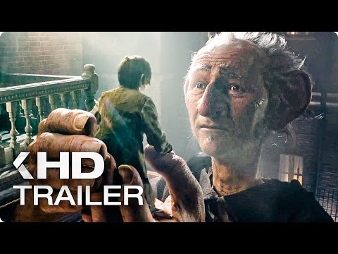 THE BFG Official Trailer (2016)