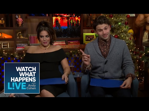 Tom Schwartz And Katie Maloney Play The Nudley Wed Game  Vanderpump Rules  WWHL
