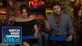 Tom Schwartz And Katie Maloney Play The Nudley Wed Game - Vanderpump Rules - WWHL