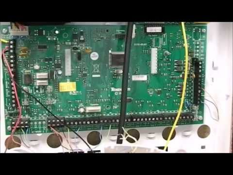 hqdefault intruder alarm installation texecom youtube texecom premier 816 wiring diagram at creativeand.co