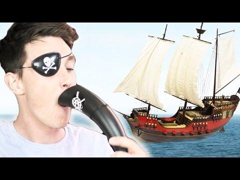PIRATE SHIP SIMULATOR! (The Last Leviathan)