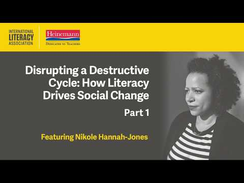 Disrupting a Destructive Cycle, Part 1