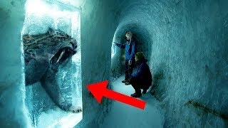 Recent MYSTERIOUS Ice Age Discoveries!