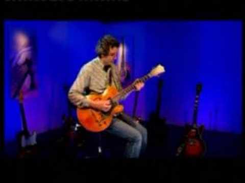John Etheridge - Guitar Makossa