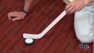 Fun Slides Knee Hockey from PlaSmart
