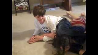 Bailey and Austin Wrestling 2