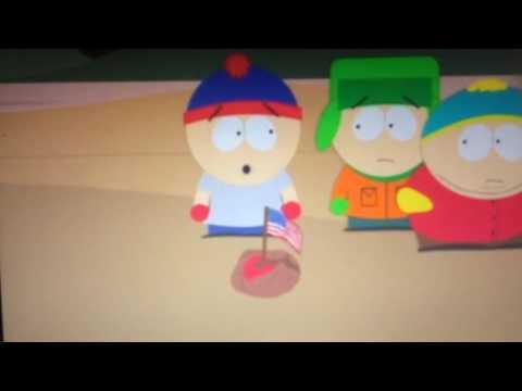 South Park: Osama Bin Laden Has Farty Pants; final scene.