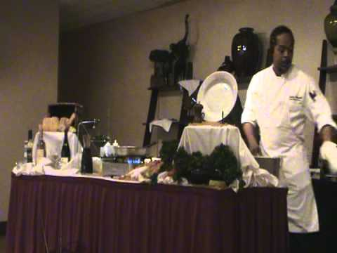 Chef Moe Thornhill Of Bravo Cucina Italiana