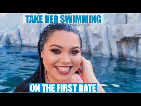 Take Her Swimming On the First Date Makeup Tutorial