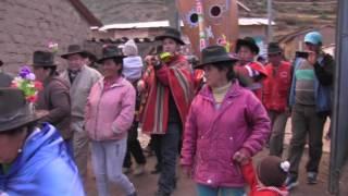 Fiesta patronal de Chilcayoc 2016